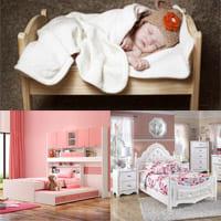 Детские комнаты: как организовать спальню и сэкономить место.